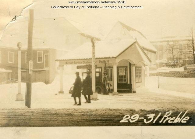 25-33 Preble Street, Portland, 1924