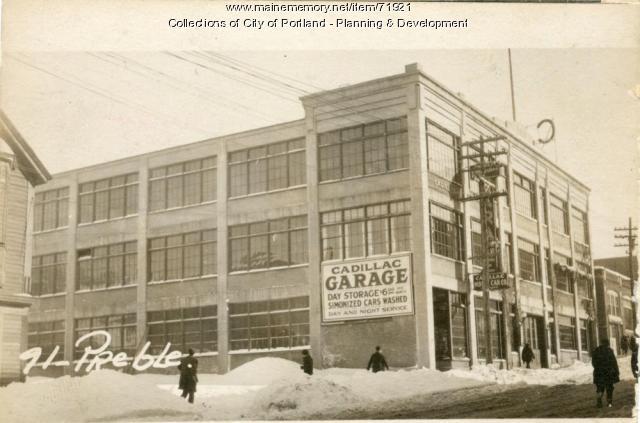 79-85 Preble Street, Portland, 1924
