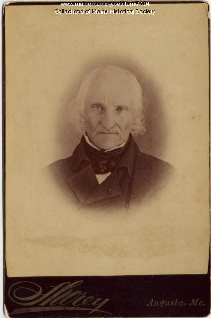 Nathan Cutler, Farmington, ca. 1860