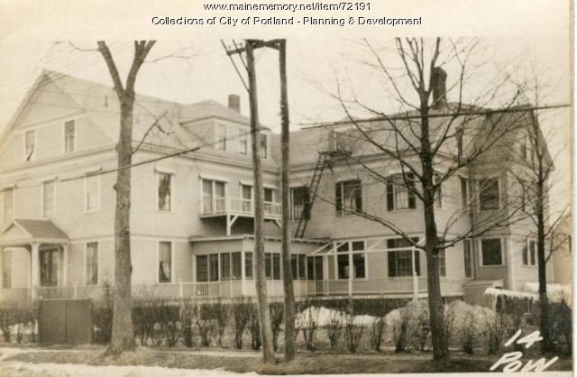 12-16 Powsland Street, Portland, 1924