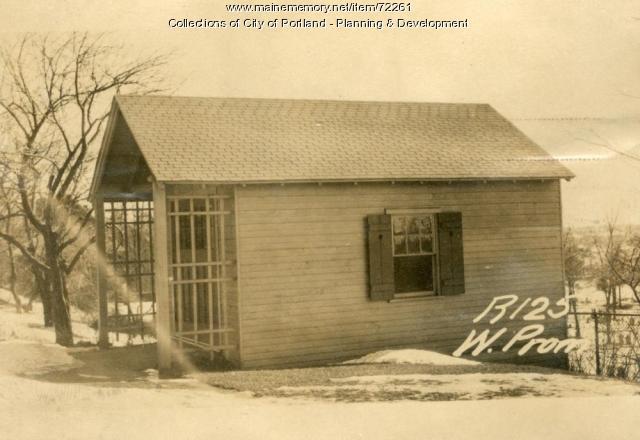 68-76 Bowdoin Street, Portland, 1924