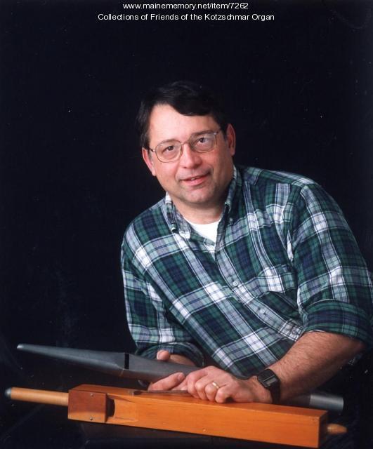 David Wallace, Portland, 1996