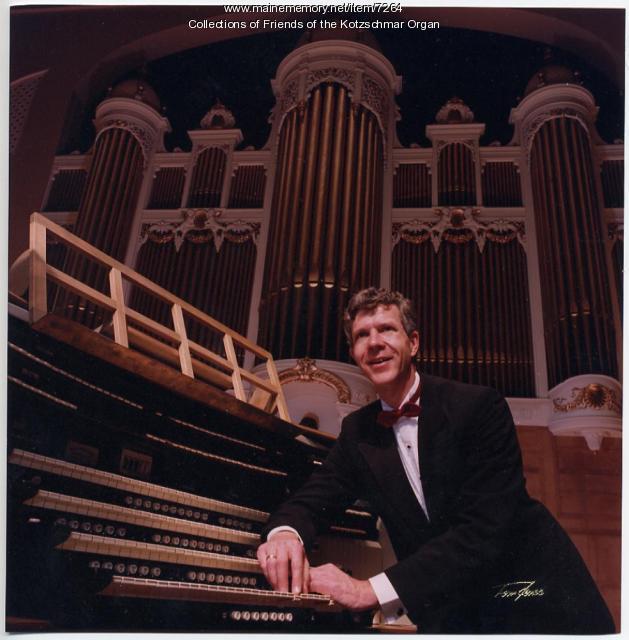 Ray Cornils, Portland, 1999
