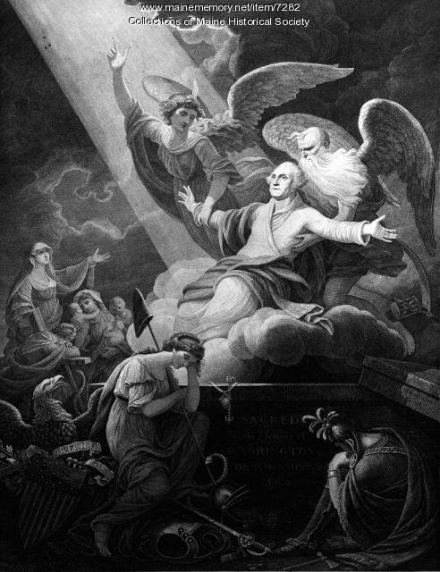 Apotheosis of George Washington