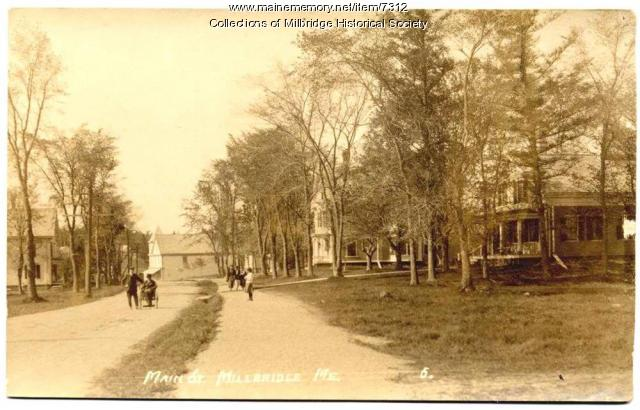 Main Street, Milbridge