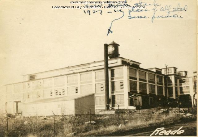 144-226 Read Street, Portland, 1924
