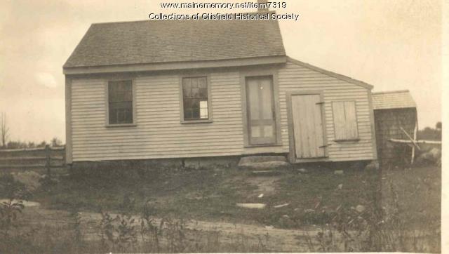 Swampville School, Otisfield