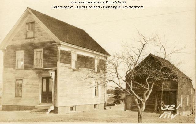 321 Riverside Street, Portland, 1924