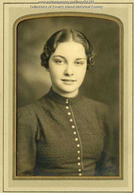 Velma Morse, ca. 1940