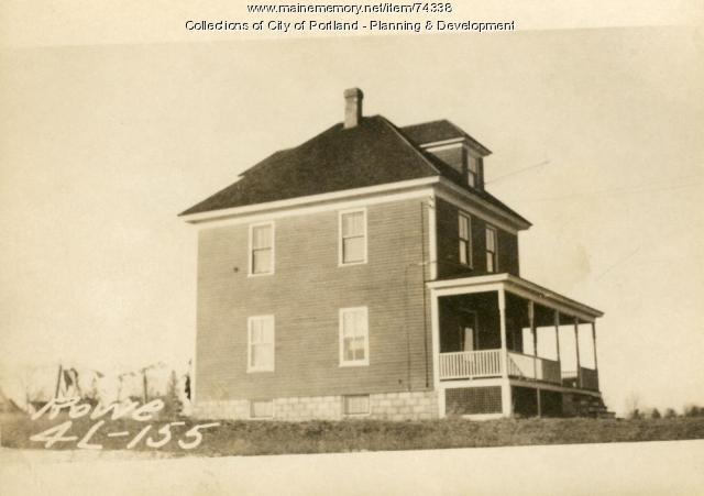 51-55 Rowe Avenue, Portland, 1924