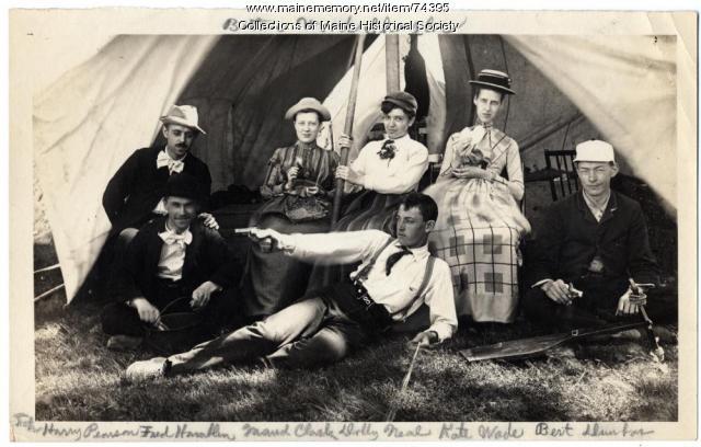 Cousins Island, ca. 1890