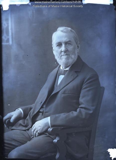 Josiah Hayden Drummond, Portland, ca. 1890