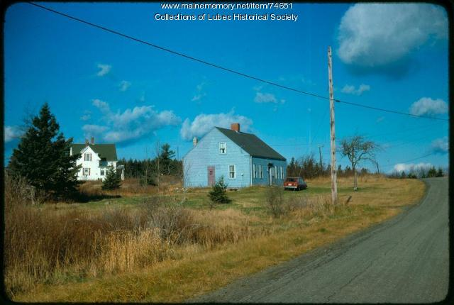 North Lubec Houses, 1975