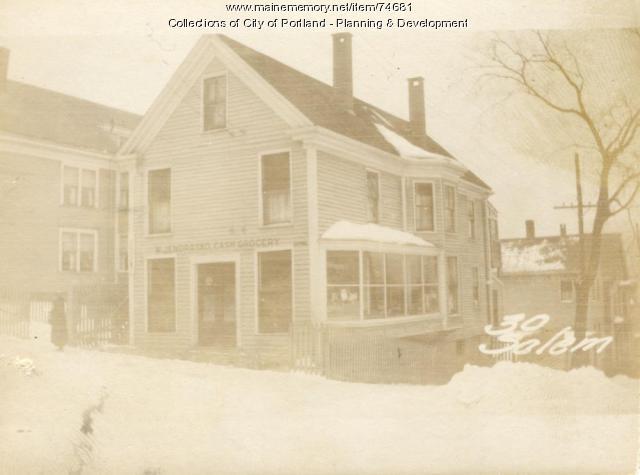 30 Salem Street, Portland, 1924