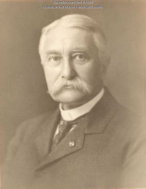 Dr. Charles Oliver Hunt, Portland, ca. 1903