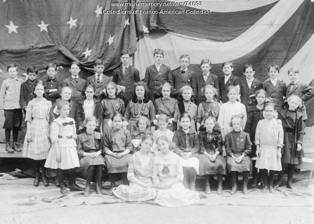 St Peter's School, Lewiston, Class of 1910