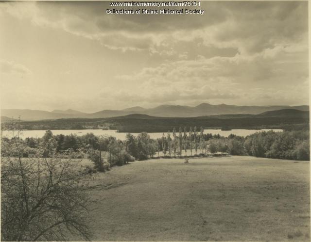 Kezar Lake, Lovell, ca. 1935