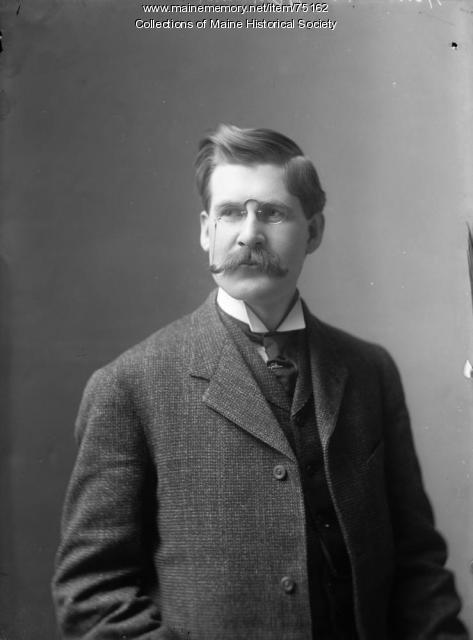Harold S. Fairfield, ca. 1900