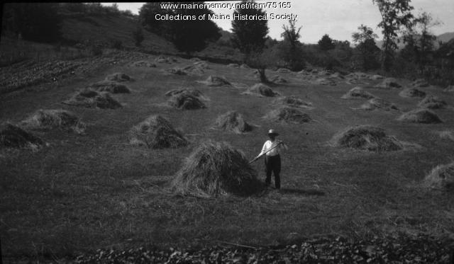 Haystacks, 1923