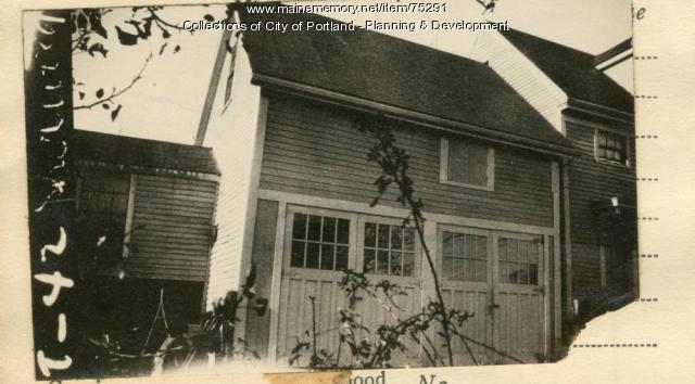 42 Sherwood Street, Portland, 1924