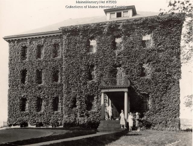 Alida Leese Nurses' Home, Portland, ca. 1925