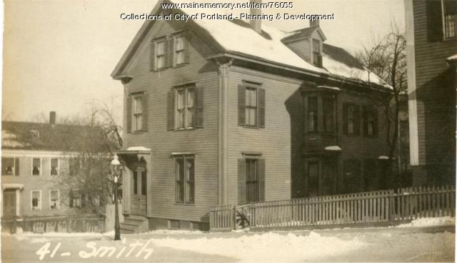 39-41 Smith Street, Portland, 1924