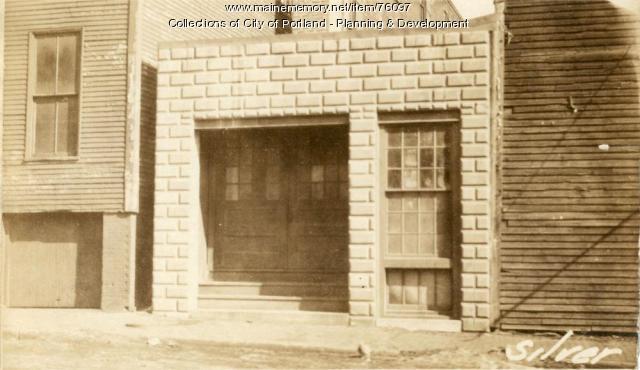 15 Silver Street, Portland, 1924