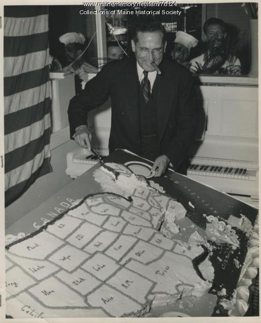 Gov. Horace Hildreth, Florida, 1946