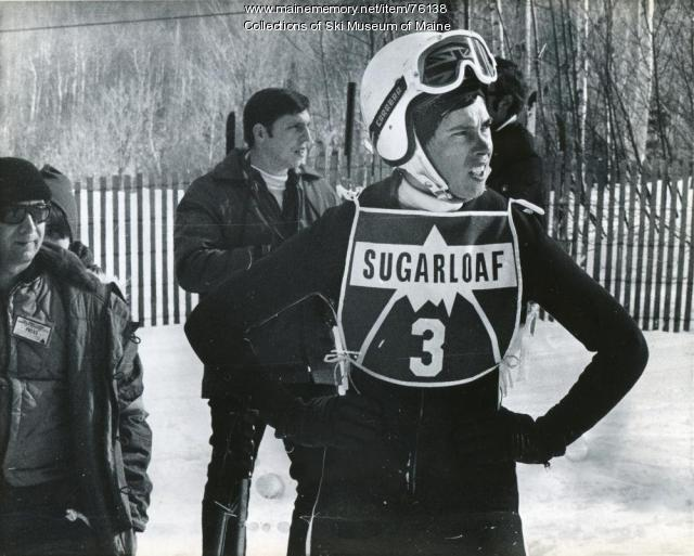 British racer, 1971 World Cup, Sugarloaf