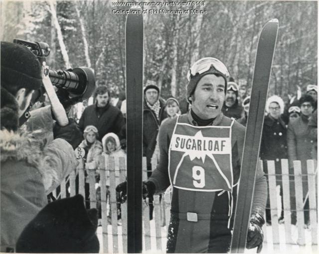Edmund Bruggman, Carrabassett Valley, 1971
