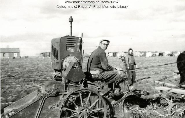 Ireland Farm, Limestone, ca. 1952