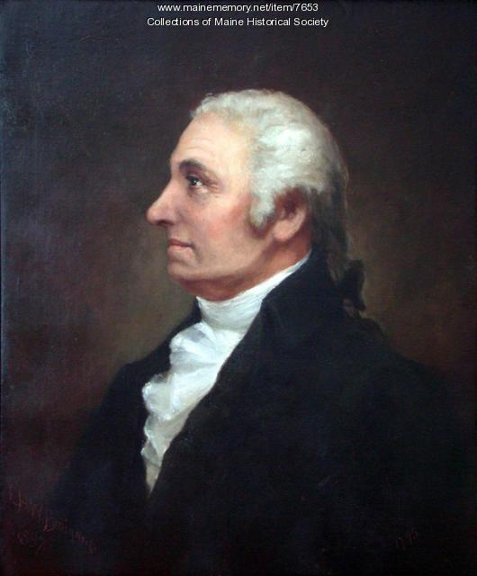 Samuel Freeman portrait