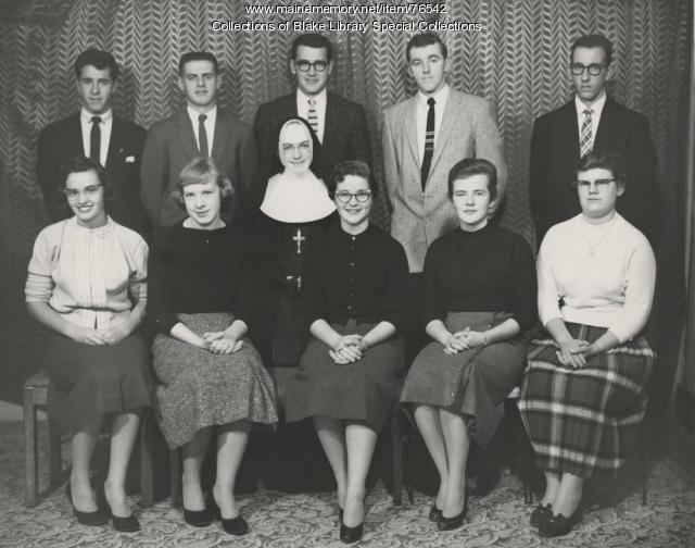 Fort Kent State Normal School Class of 1958
