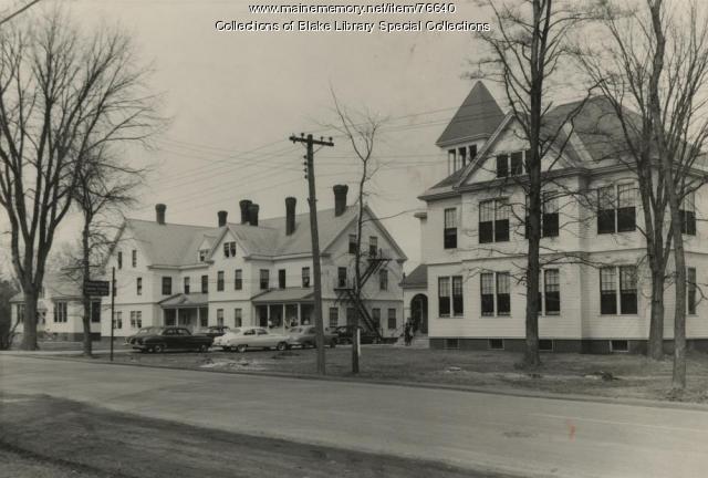 Madawaska Training School, ca. 1950