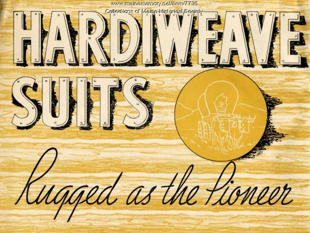 Hardiweave suits Rugged as the Pioneer