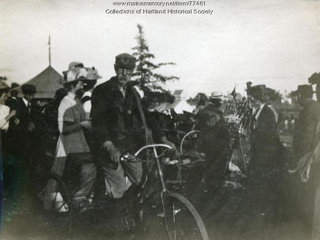 Hartland Fairground, ca. 1890