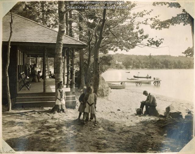 Pine Beach, ca. 1910