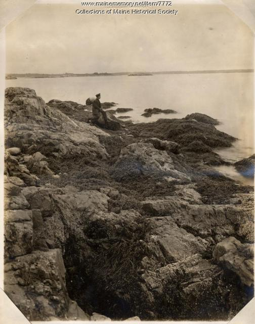 Along Eggemoggin Reach, c. 1910