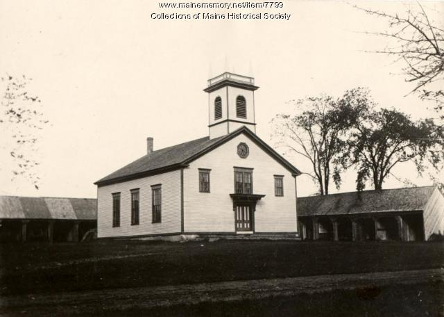 Union church, Atkinson, ca. 1900