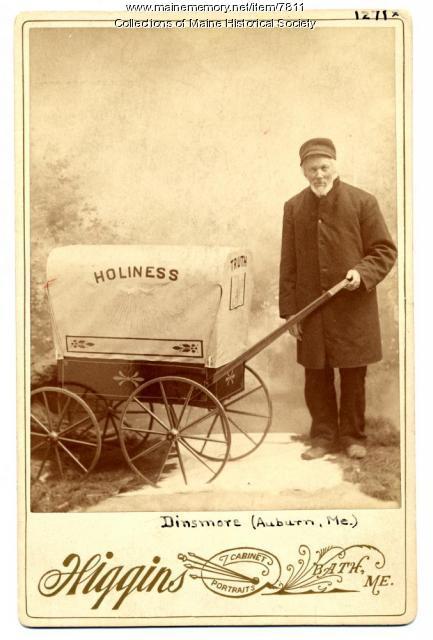 Dinsmore, Auburn, ca. 1890