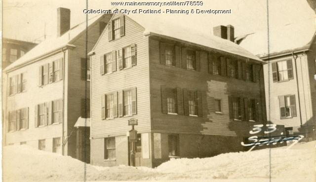 32-34 South Street, Portland, 1924