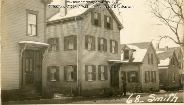 68 Smith Street, Portland, 1924