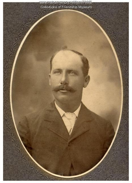 Walter H Wotton, ca. 1904