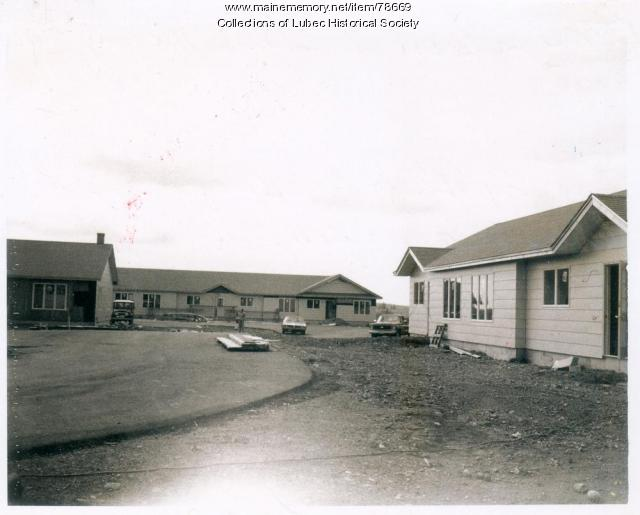 Quoddy View Apartments, Lubec, 1976