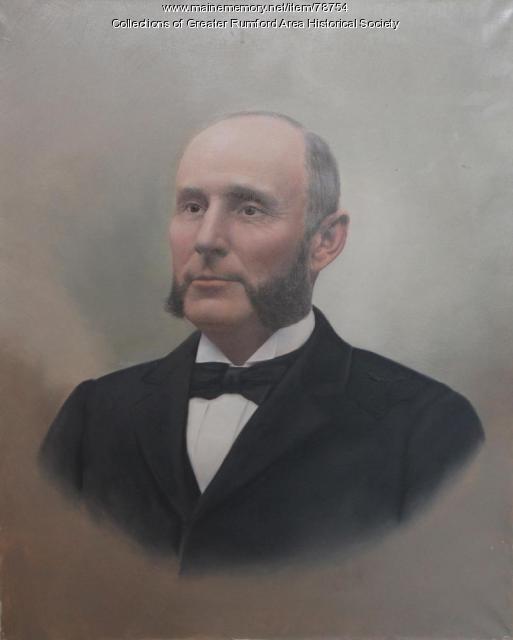 Waldo Pettengill, Rumford, ca. 1900