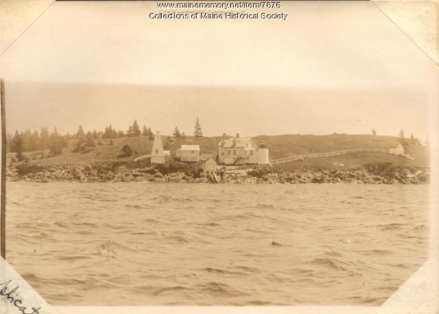 On Penobscot Bay, ca. 1900
