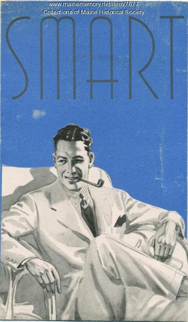 Palm Beach suits, advertising brochure, ca. 1930