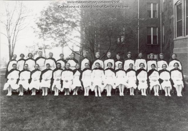 MGH School of Nursing, Class of 1934