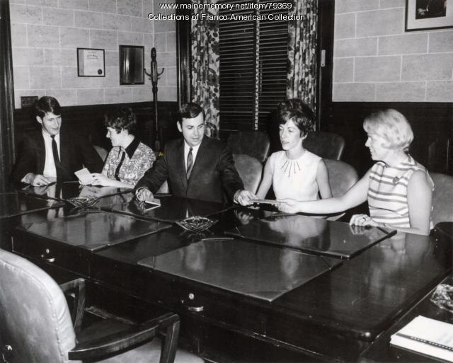 Lewiston Historical Commission, 1969