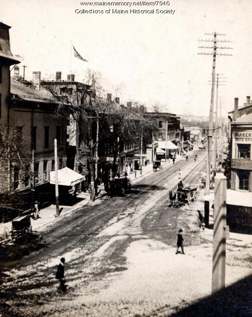Federal St., Portland, Me. ca. 1898